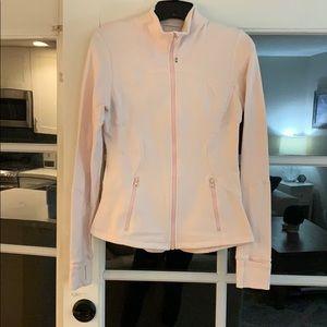 Pink lulu lemon jacket